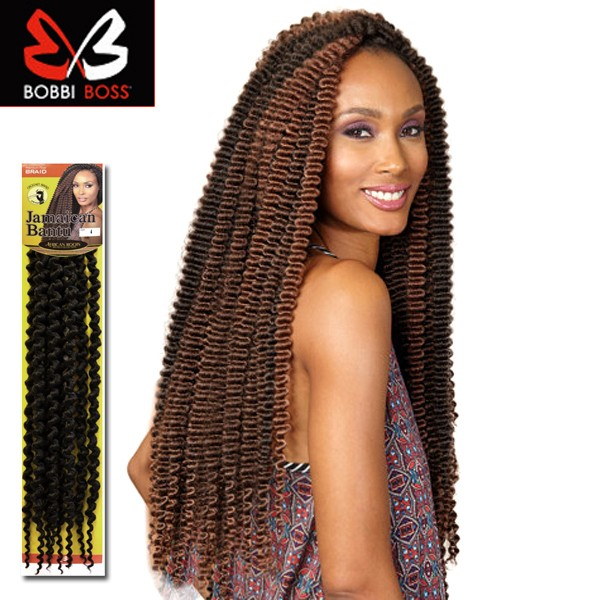 Bobbi Boss African Roots Braid Collection Crochet Braid_Jamaican Bantu