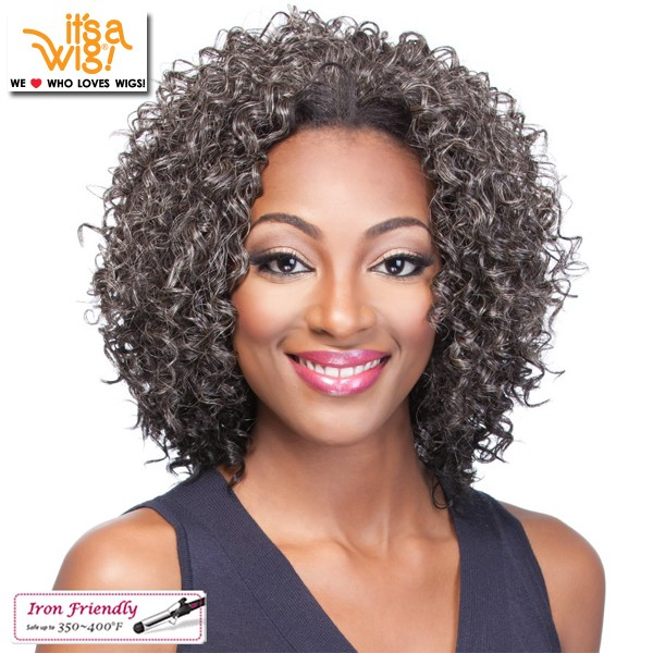 It's A Wig Synthetic Half Wig_HW_Audrey