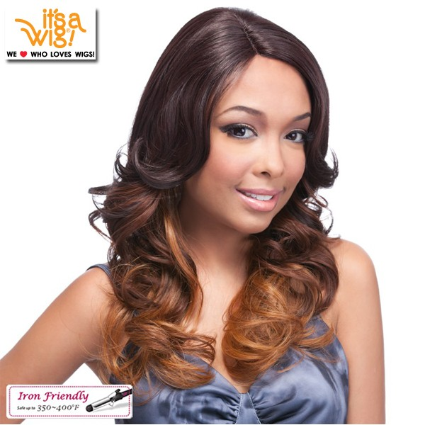 It's A Wig Synthetic Part Lace Front Wig_Shilo