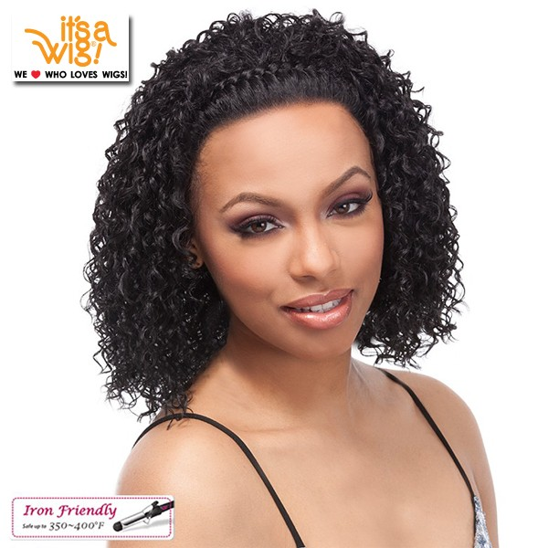 It's A Wig Braid Lace Front Wig_Bohemian