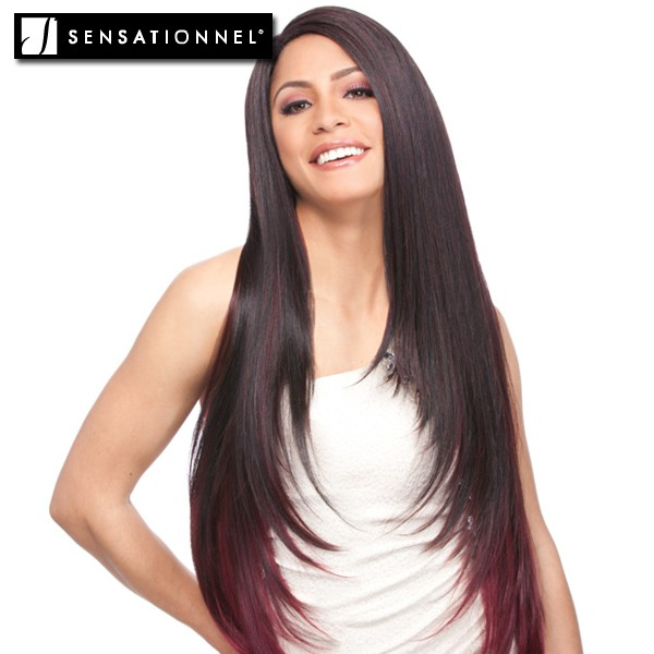 Sensationnel Empress L Part Lace Front Edge Wig_Iman