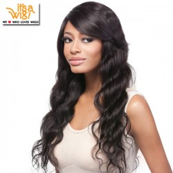 It's A Wig 100% Brazilian Human Hair Part Lace Wig_Body Wave 24""