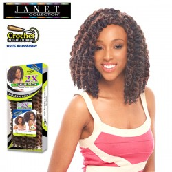 Janet Collection Noir 100% Kanekalon 2x Rod Twist Braid