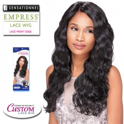 Sensationnel Empress Lace Front Edge Custom  Wig_Body Wave