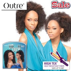 Outre Quick Weave Complete Cap Half Wig_Candee