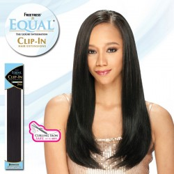 Freetress Equal Clip In Hair Extensions_Clip Hair 14 8pcs