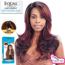 Freetress Equal Deep Invisible Part Synthetic Lace Front Wig_Kinsley