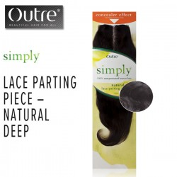 Outre Simply Brazilian Lace Parting Piece_Natural Deep10""
