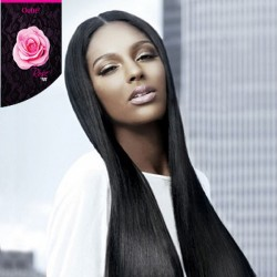 Outre Velvet Remy Human Hair Rose Yaki Weave-Deal of Month SALE