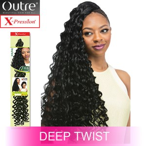 Outre X-Pression Braid_Deep Twist 24""