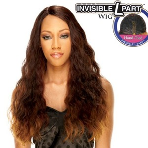FreeTress Equal Invisible L Part Wig_Cherry