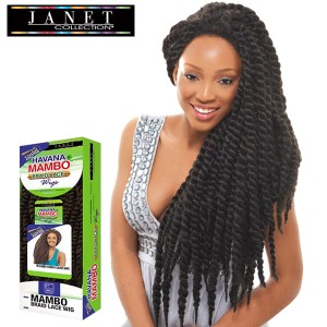 Janet Collection Havana Mambo Braid Lace Wig