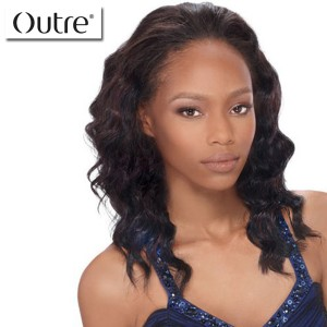 Outre Quick Weave Synthetic Half Wig_Brooke
